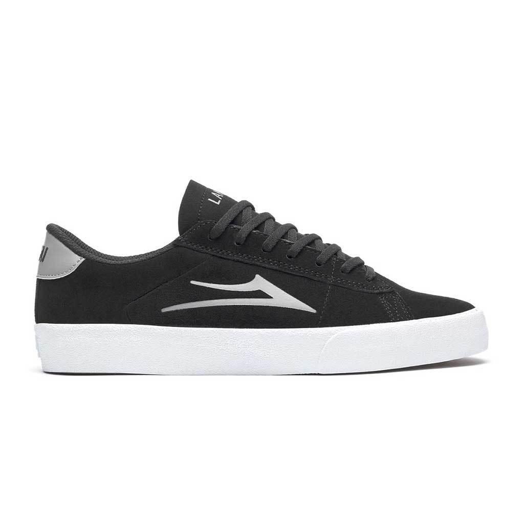 Lakai - Lakai Newport Suede | Black & Grey | Shoes by Lakai 1