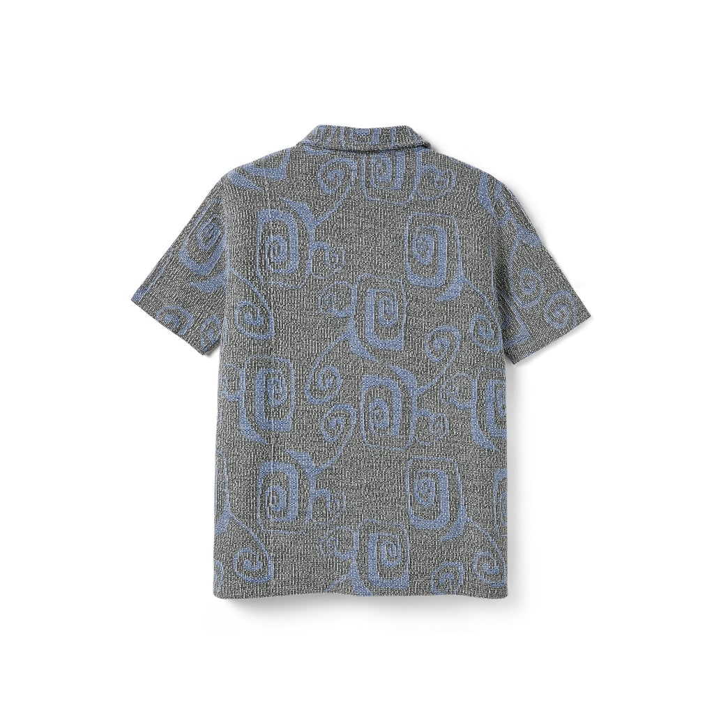 Polar Skate Co Patterned Shirt - Black | Shirt by Polar Skate Co 2