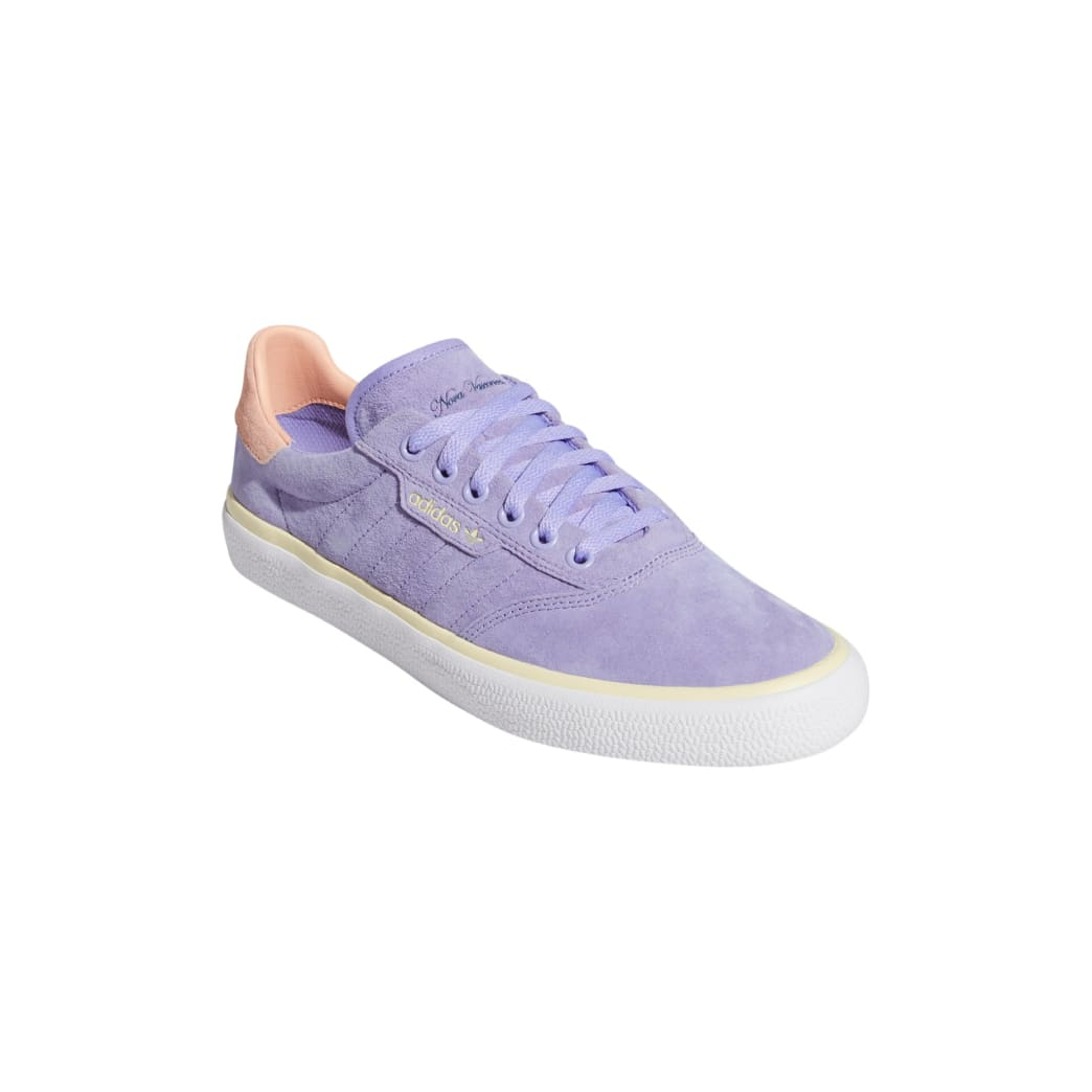 adidas Nora Vasconcellos 3MC Skateboarding Shoe - Light Purple/Mist Sun/Mist Sun | Shoes by adidas Skateboarding 3