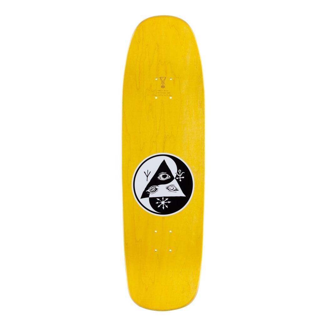 "Welcome Skateboards Komodo Queen on Golem Skateboard Deck Dark Teal - 9.25"" | Deck by Welcome Skateboards 2"
