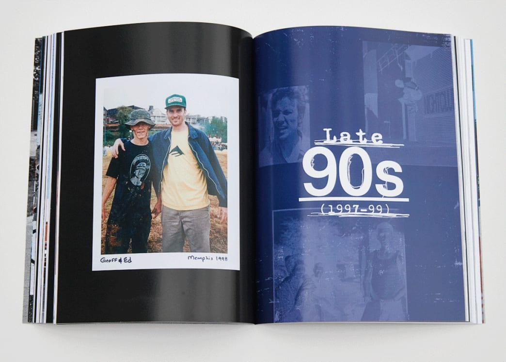 '93 til - '93 til Book by Pete Thompson - A Photographic Journey Through Skateboarding in the 1990s | Book by Pete Thompson 2