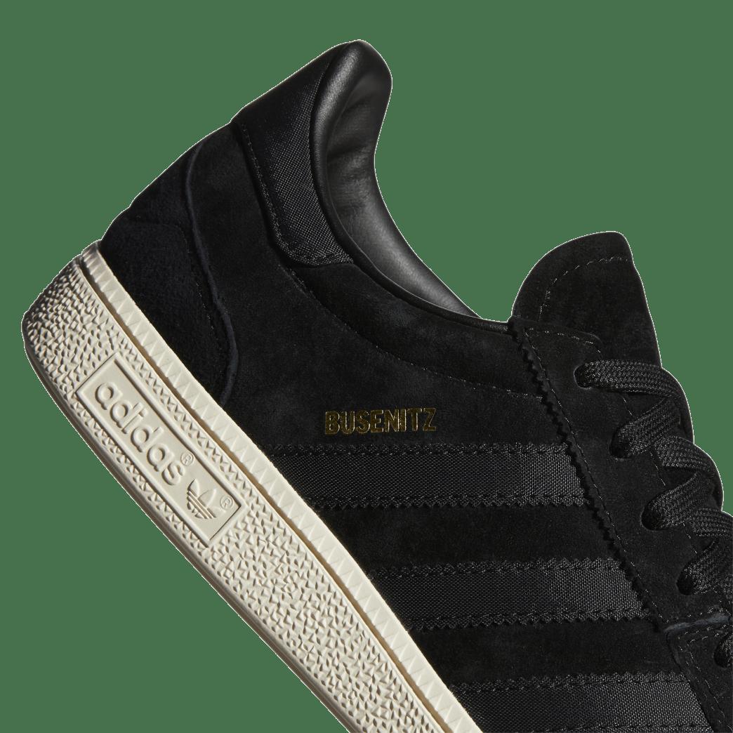 adidas Skateboarding Busenitz Vintage Shoes - Core Black / Core Black / Chalk White | Shoes by adidas Skateboarding 7