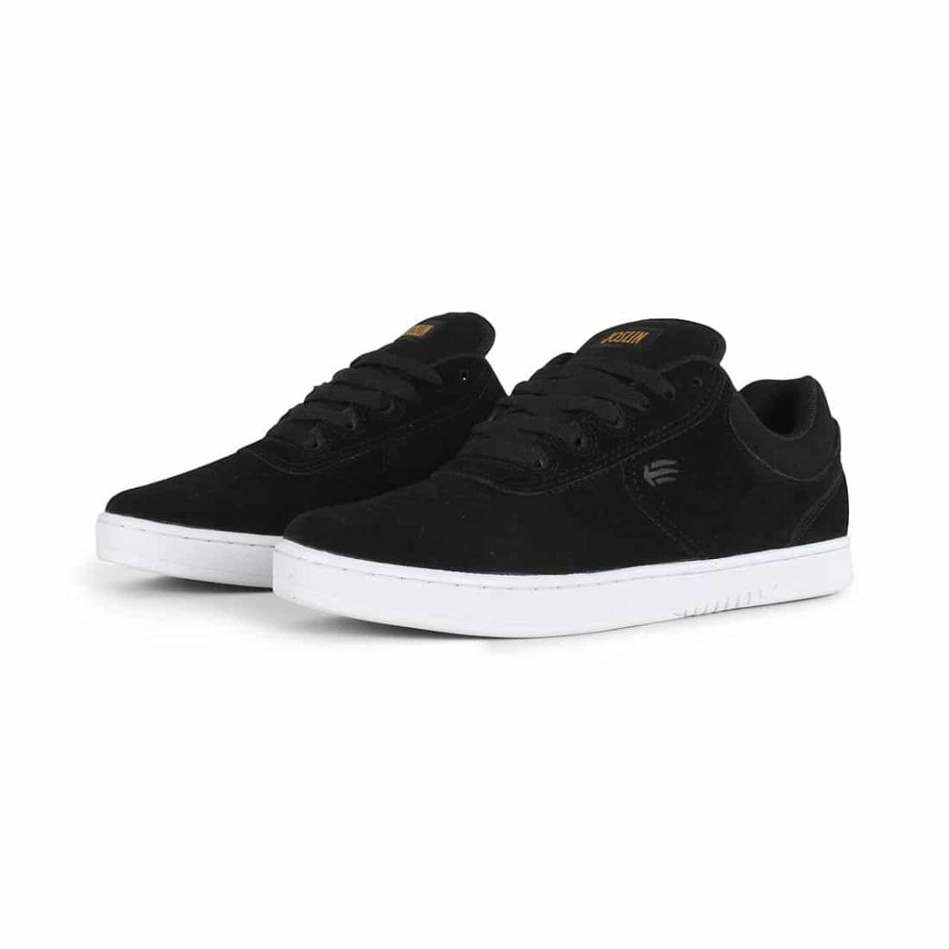 Etnies Joslin Skate Shoes - Black / White / Gum | Shoes by Etnies 2