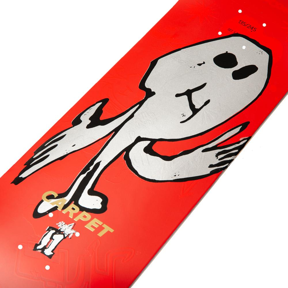 Carpet Company Silly Boy Deck Red | Deck by Carpet Company 2