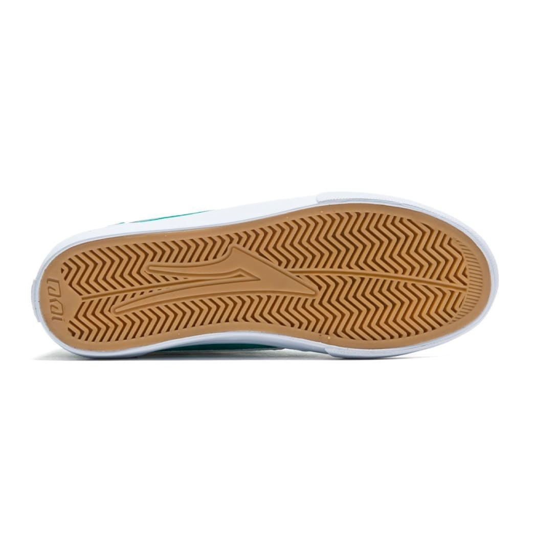 Lakai Griffin Suede Skate Shoes - Jade | Shoes by Lakai 4