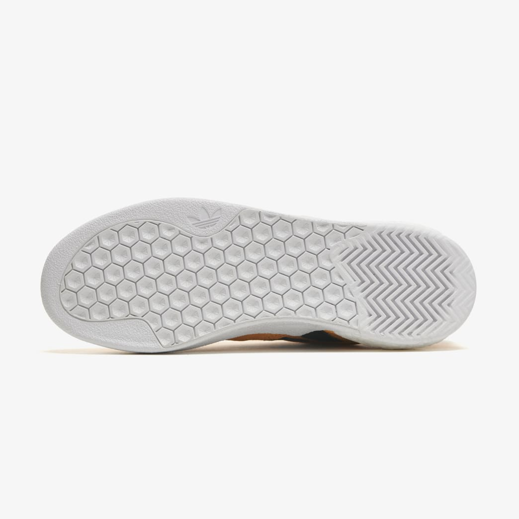 adidas 3ST.004 Miles Silvas Skateboard Shoes - Yellow/Core Black/Gold Metallic | Shoes by adidas Skateboarding 3