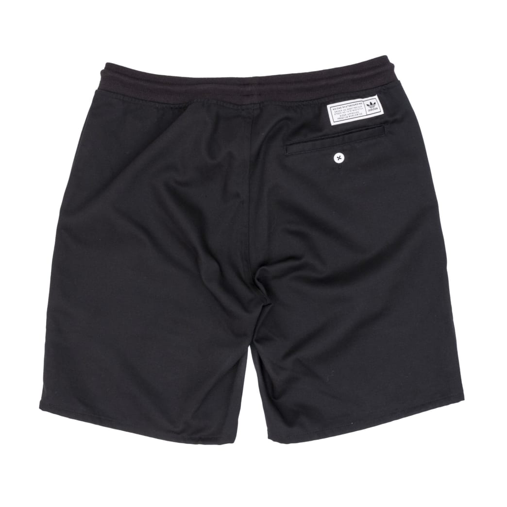 Adidas Barbur Shorts - Black | Shorts by adidas Skateboarding 1