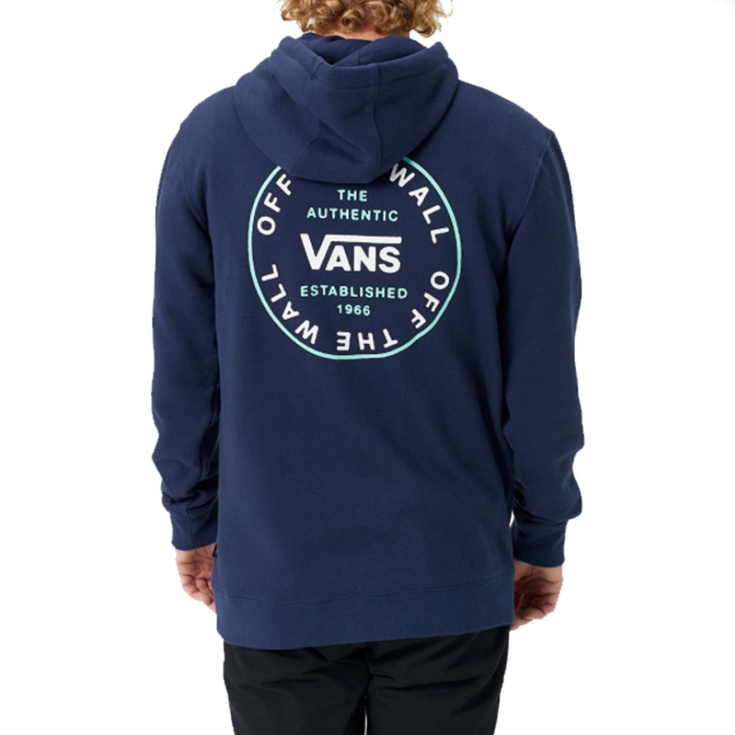 Vans Old Skool Circle Hoodie   Hoodie by Vans 1