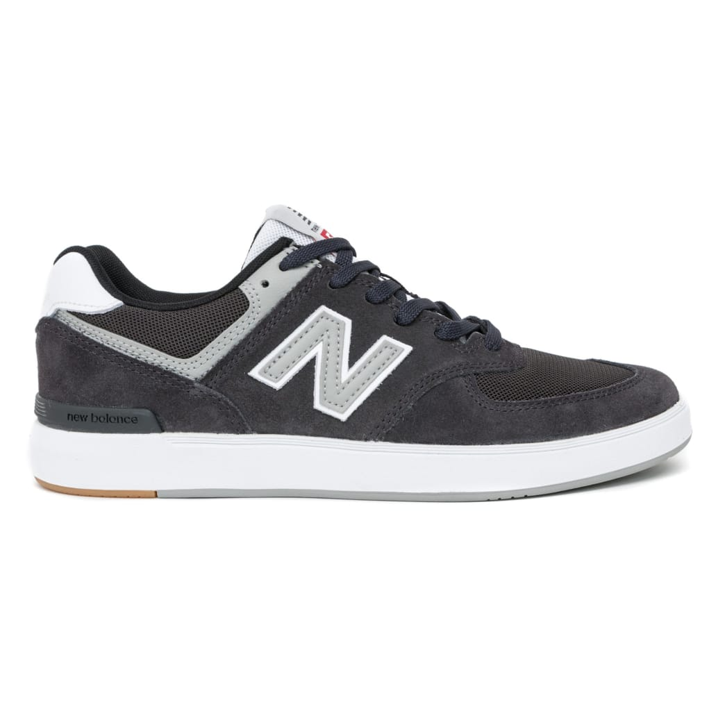 info for d178e d02ad New Balance AM574 Shoes - Phantom/Grey | Shoes by New Balance 2