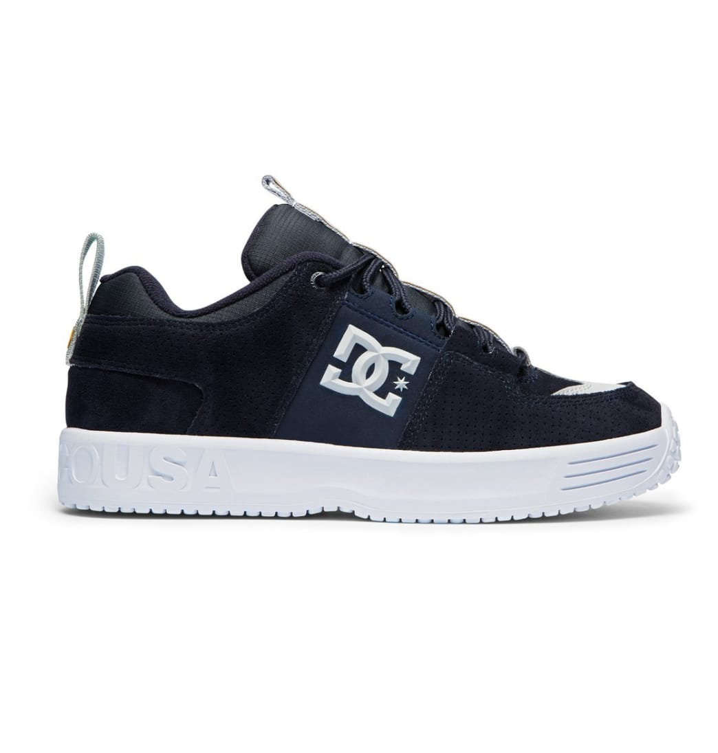 DC Shoes Lynx OG x In4mation - Dark Navy | Shoes by DC Shoes 1