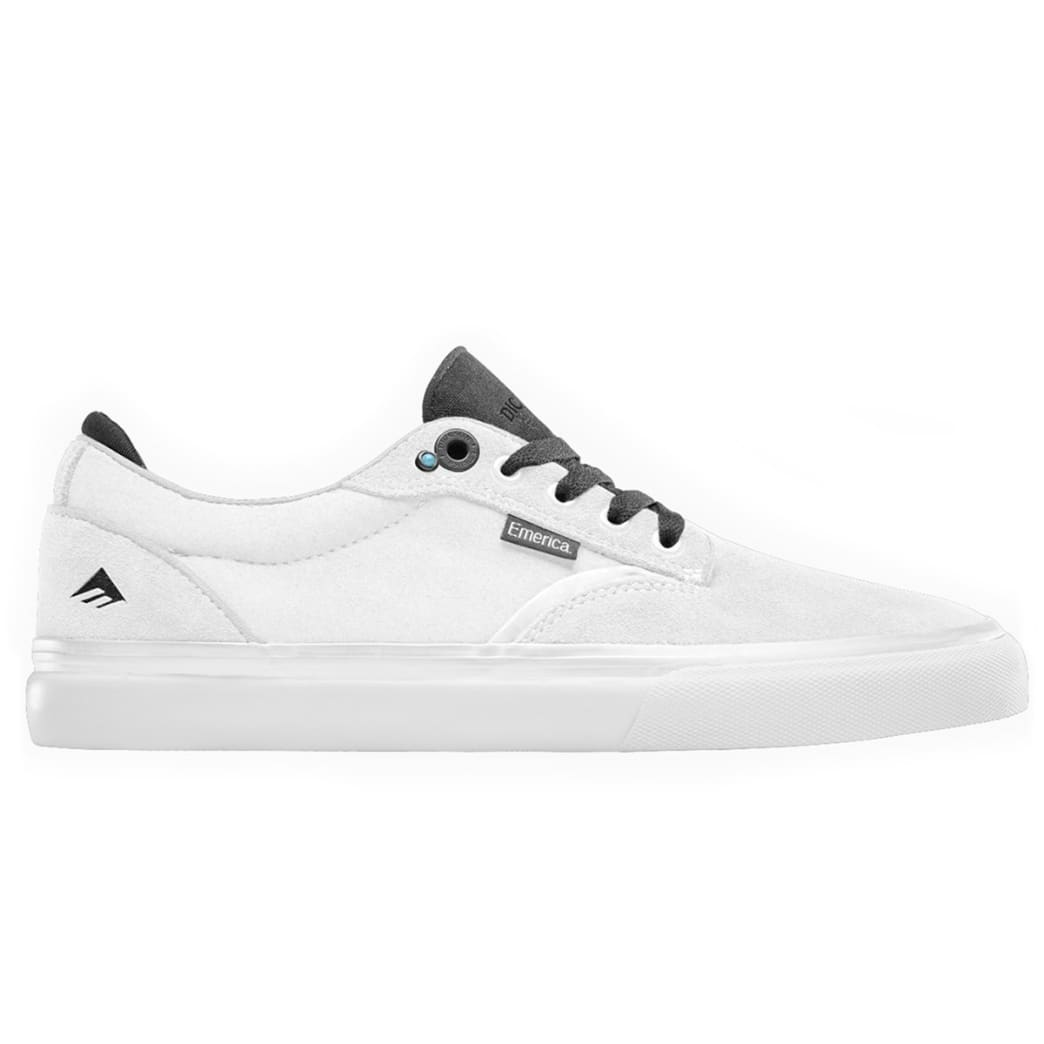 Emerica Dickson - Bone White | Shoes by Emerica 2