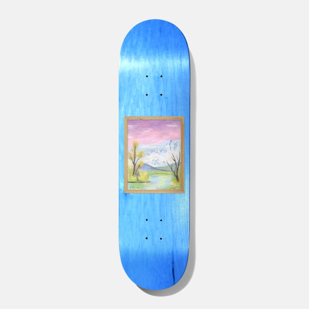 Baker Skateboards T-Funk Woodland Escape Skateboard Deck - 8.25 | Deck by Baker Skateboards 1