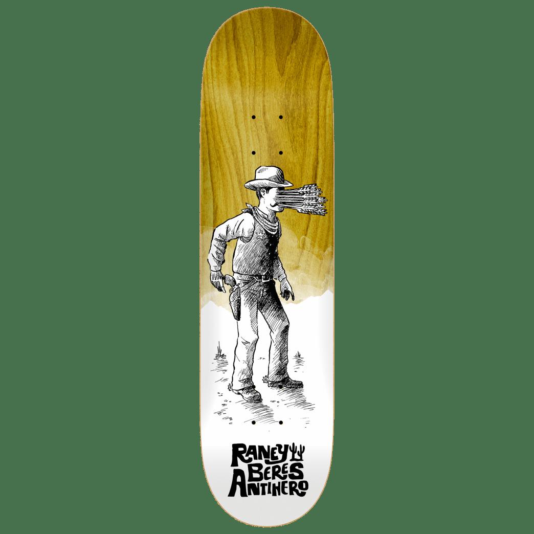 "Antihero Raney West Wasnt Deck 8.25""   Deck by Antihero Skateboards 1"