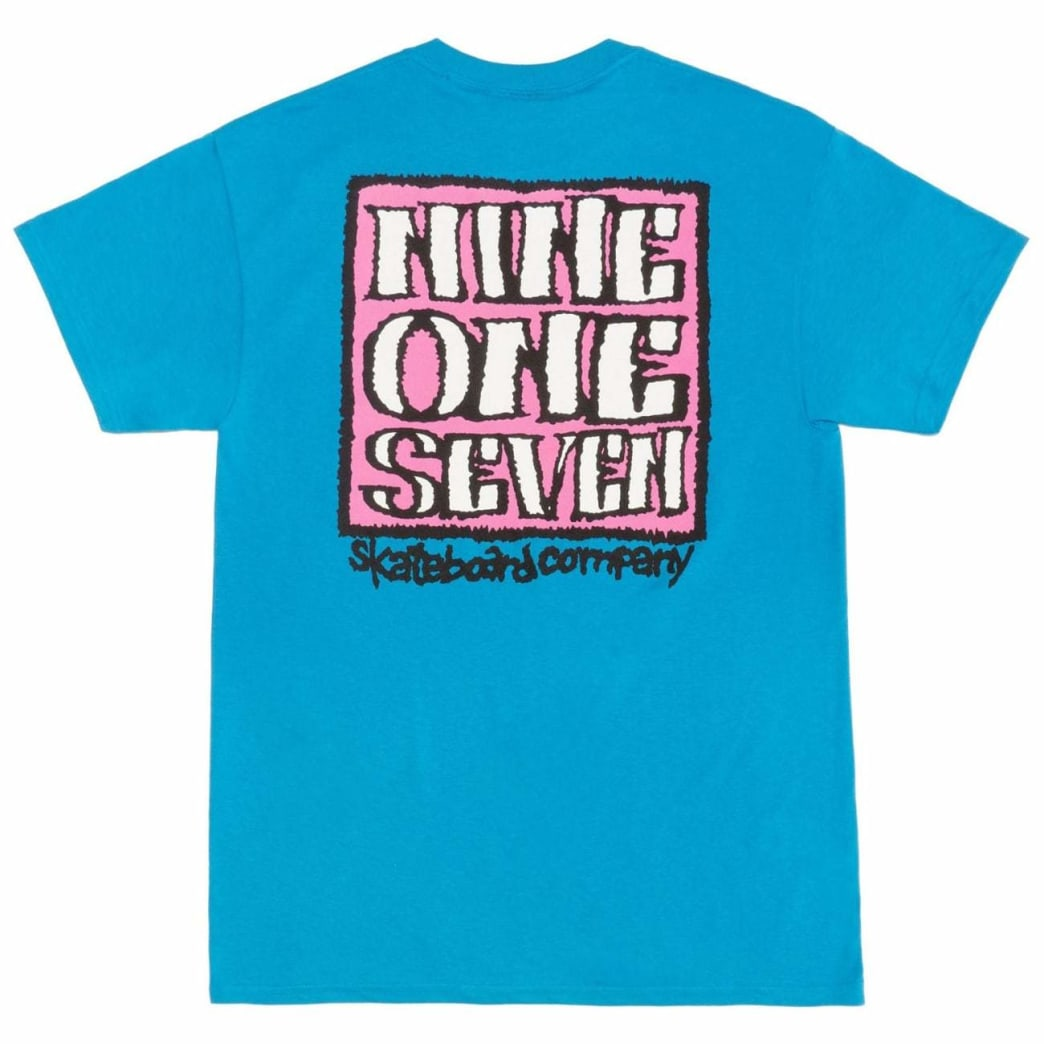 Call Me 917 Old Deal T-Shirt - Blue | T-Shirt by Call Me 917 1