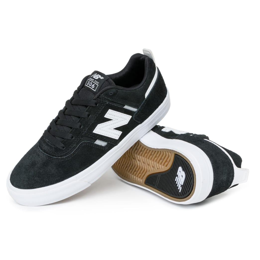 New Balance NM306 Jamie Foy Shoes - Black/White | Shoes by New Balance 1