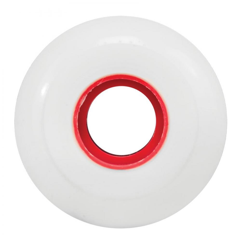 "Ricta ""Clouds"" Wheels 86A White/Red 57mm 