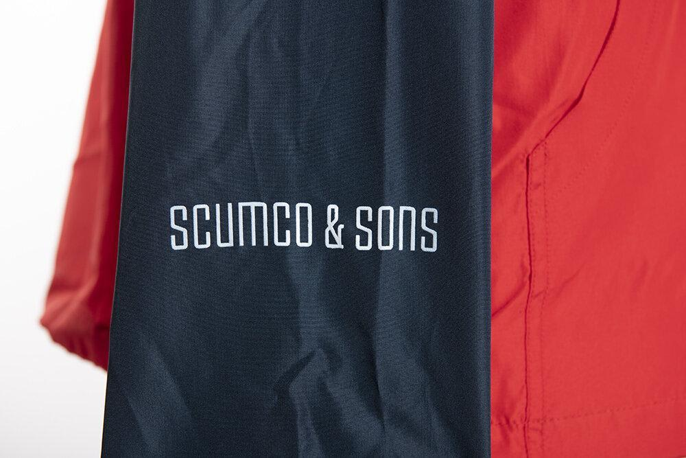 Scumco Hellfiger Windbreaker | Windbreaker by Scumco Skateboards 3