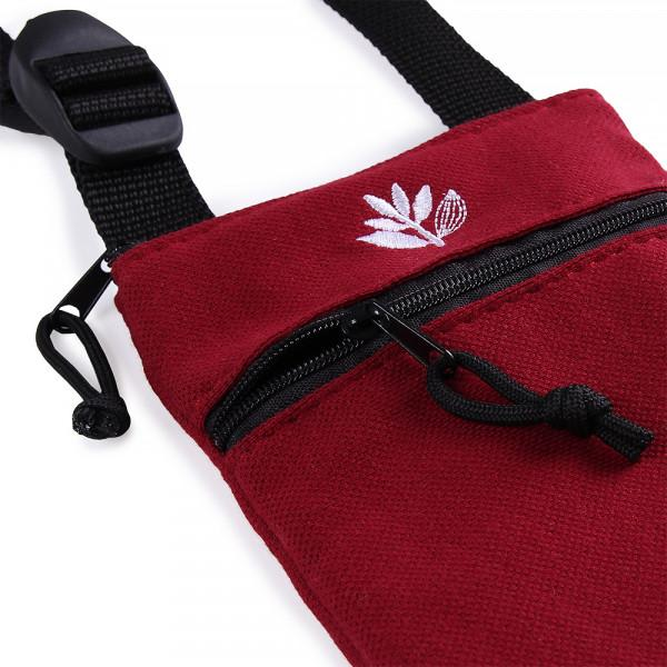 Magenta Skateboards - XS Pouch Bag - Burgundy | Bag by Magenta Skateboards 2