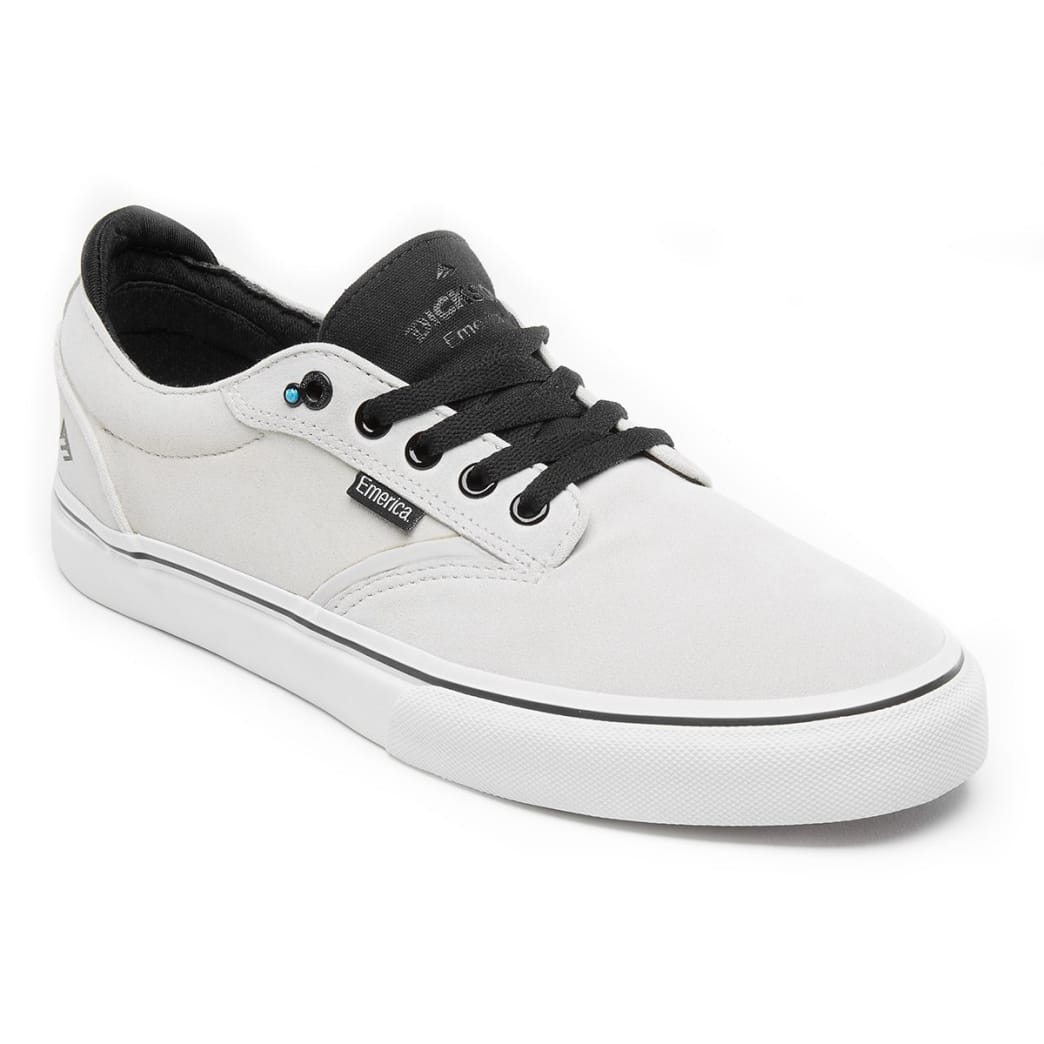 Emerica Dickson - Bone White | Shoes by Emerica 1