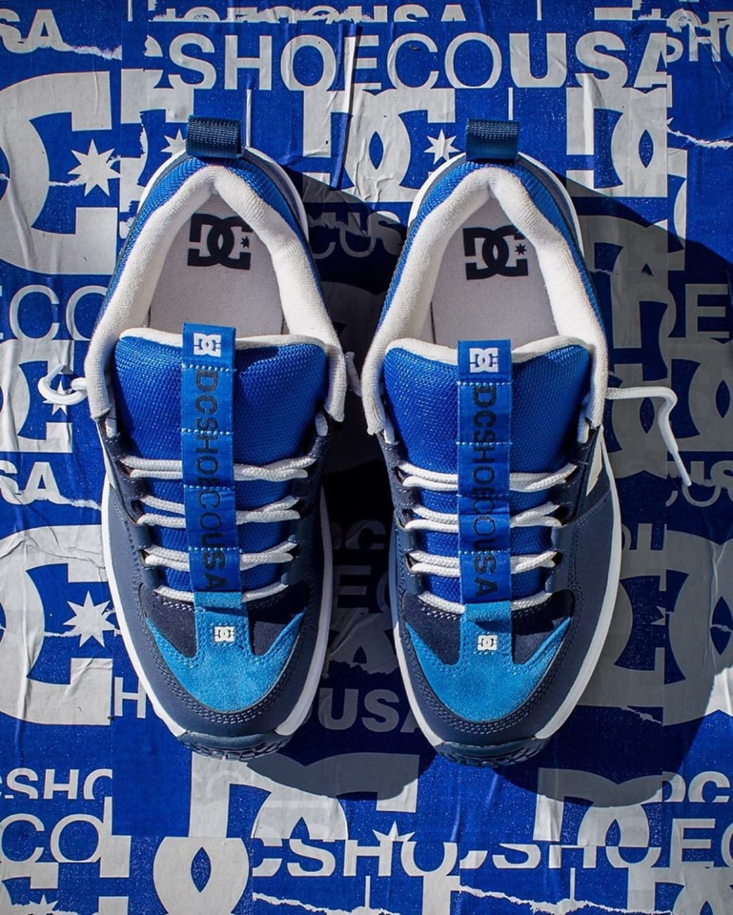 DC Shoes Lynx OG Skateboarding Shoe - Navy - Limited Edition | Shoes by DC Shoes 7
