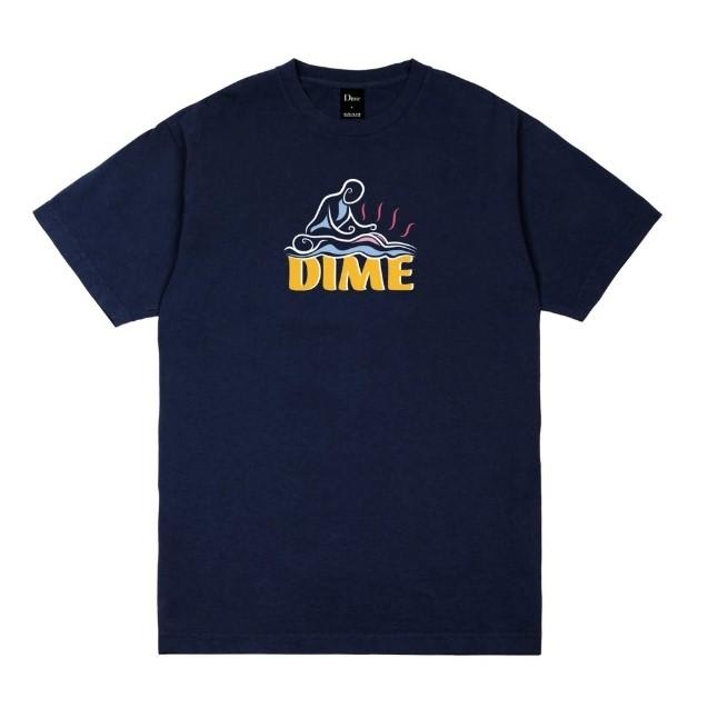Dime Relief T-Shirt Navy | T-Shirt by Dime MTL 1