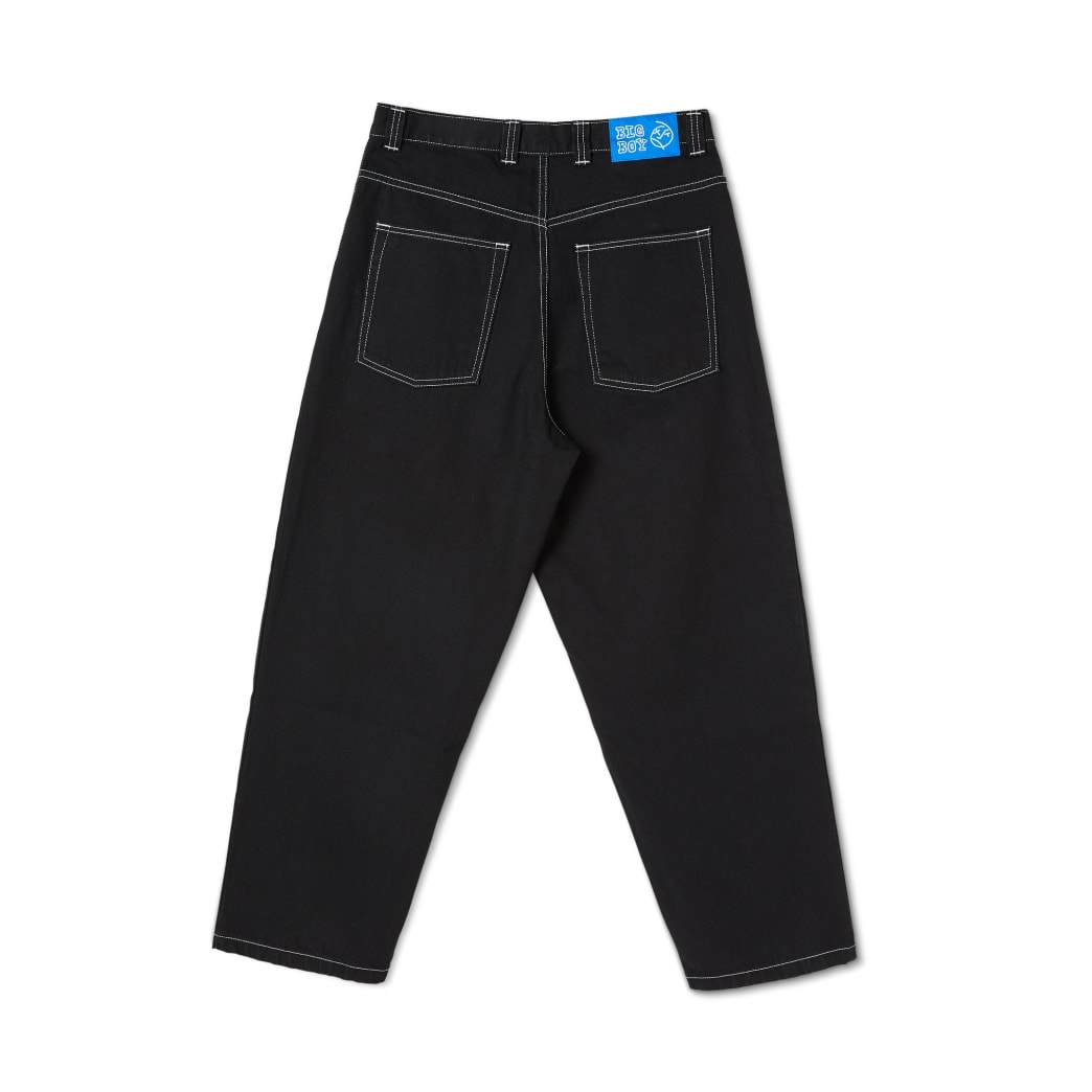 Polar Skate Co Big Boy Jeans - Black | Jeans by Polar Skate Co 2