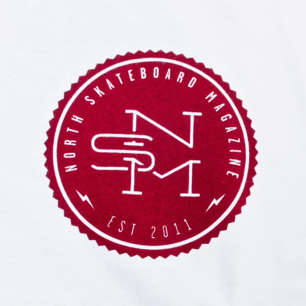 North Original Logo | T-Shirt by North Magazine 3