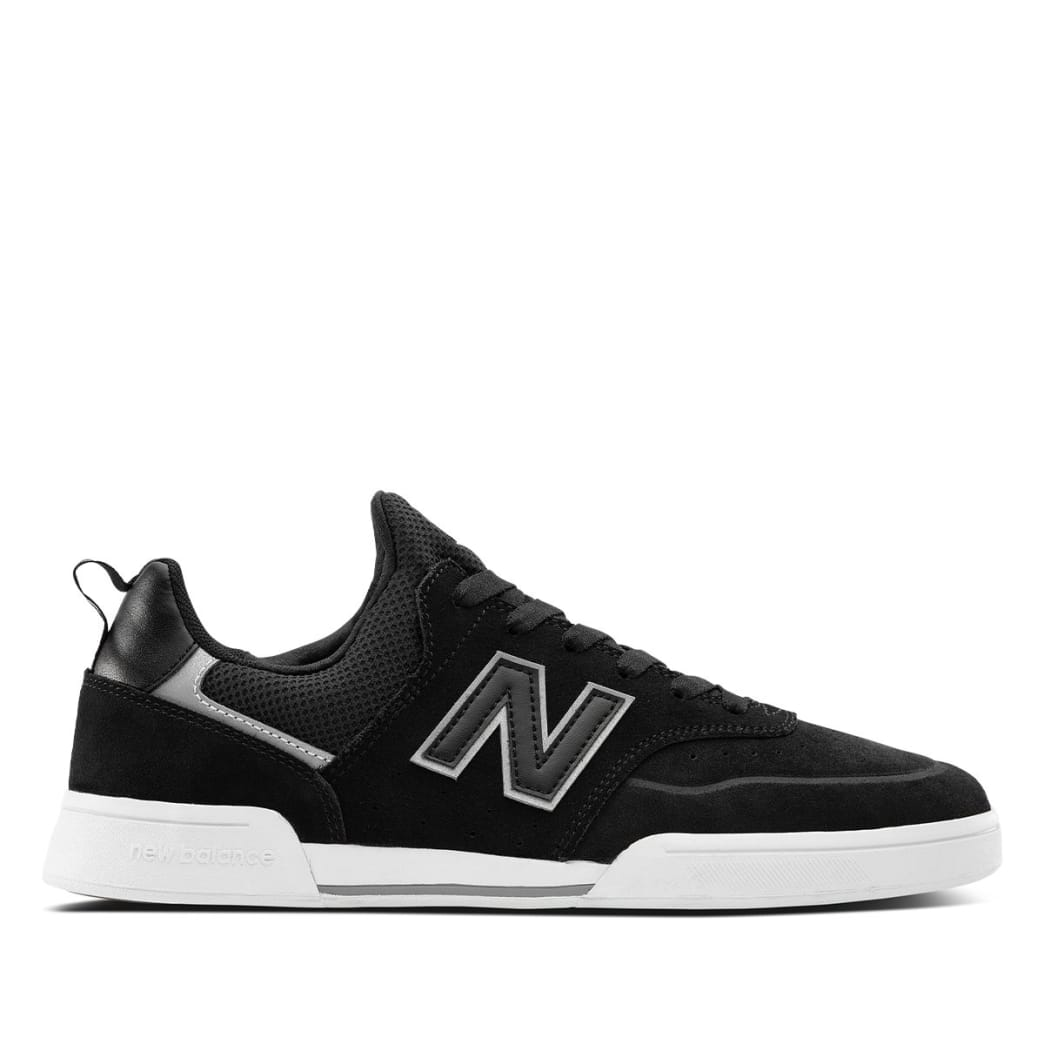 New Balance Numeric 288 Sport Skate Shoe - Black / White | Shoes by New Balance 1