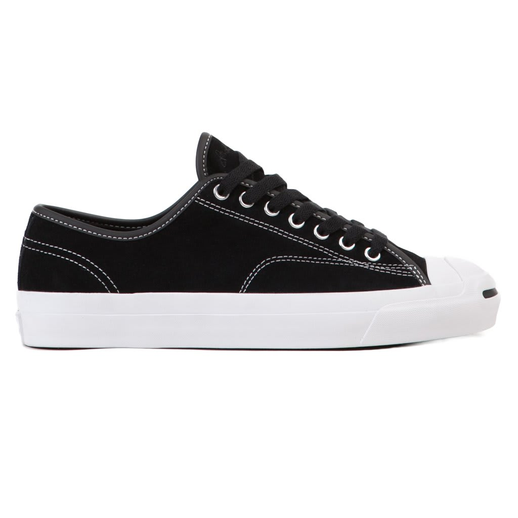 Converse Cons Jack Purcell Pro OX Shoe Black/White | Shoes by Converse Cons 1