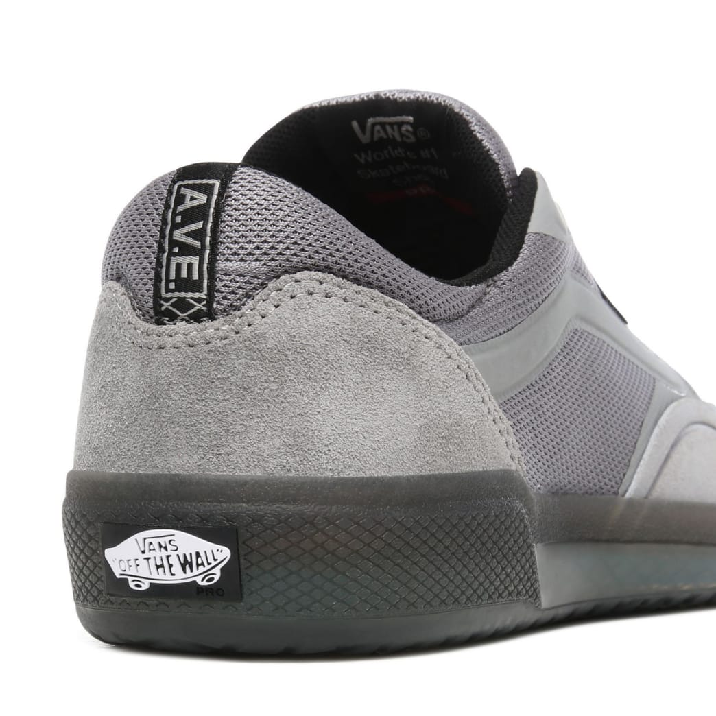 Vans AVE Pro Skate Shoes - Reflective Grey | Shoes by Vans 6