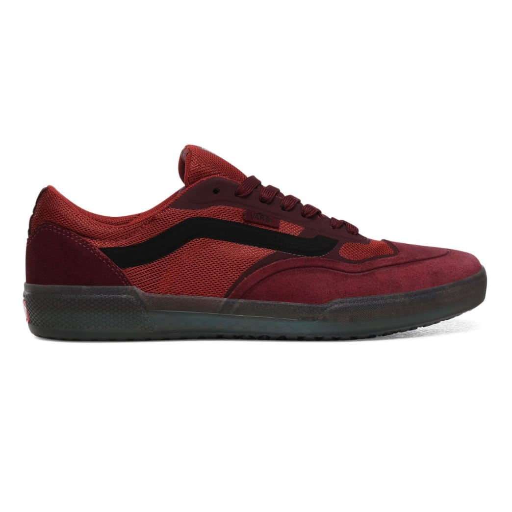 Vans AVE Pro Skate Shoes - Port Royale / Rosewood | Shoes by Vans 1