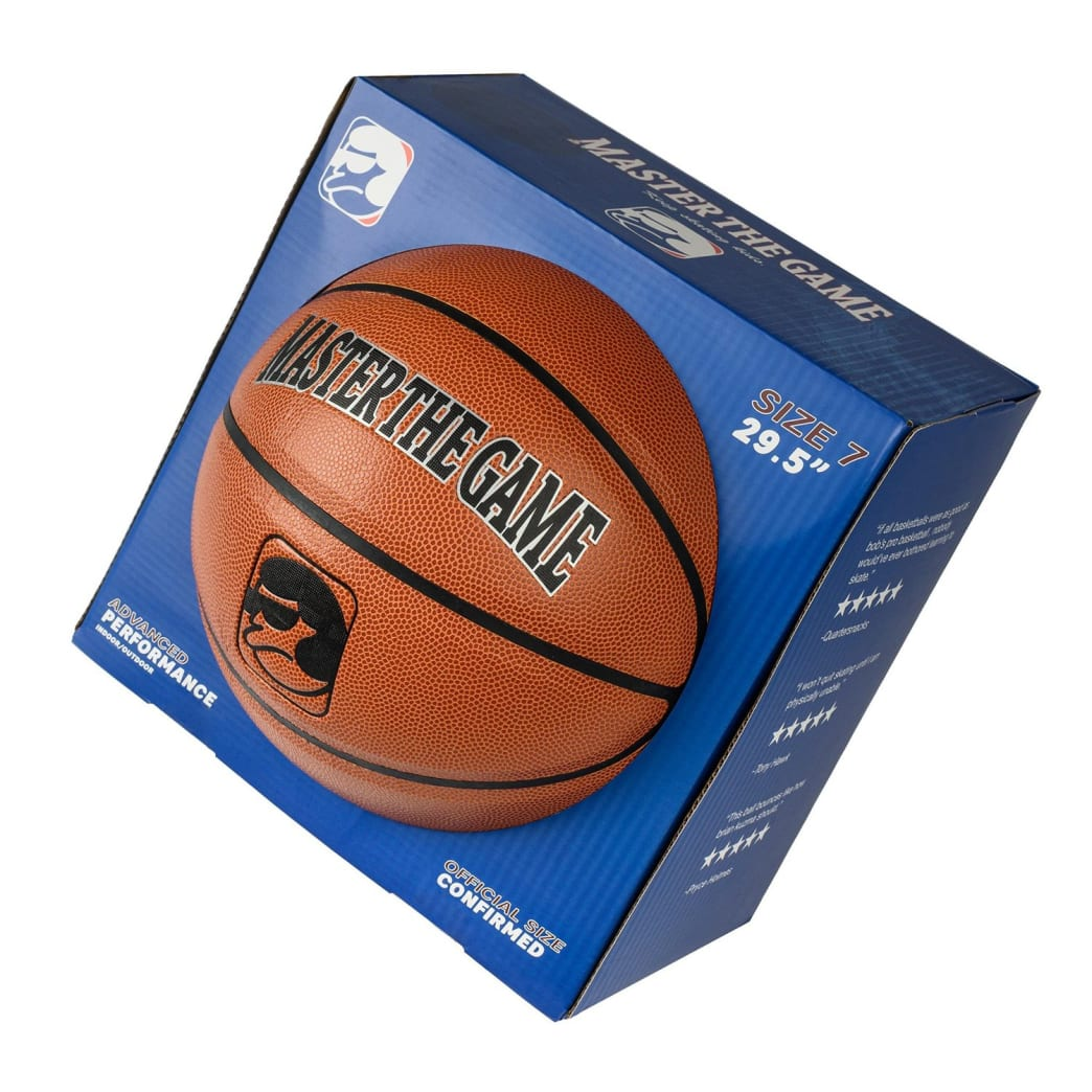 Classic Bob Lasalle Pro Model Basketball | Giftables by Classic Grip 1