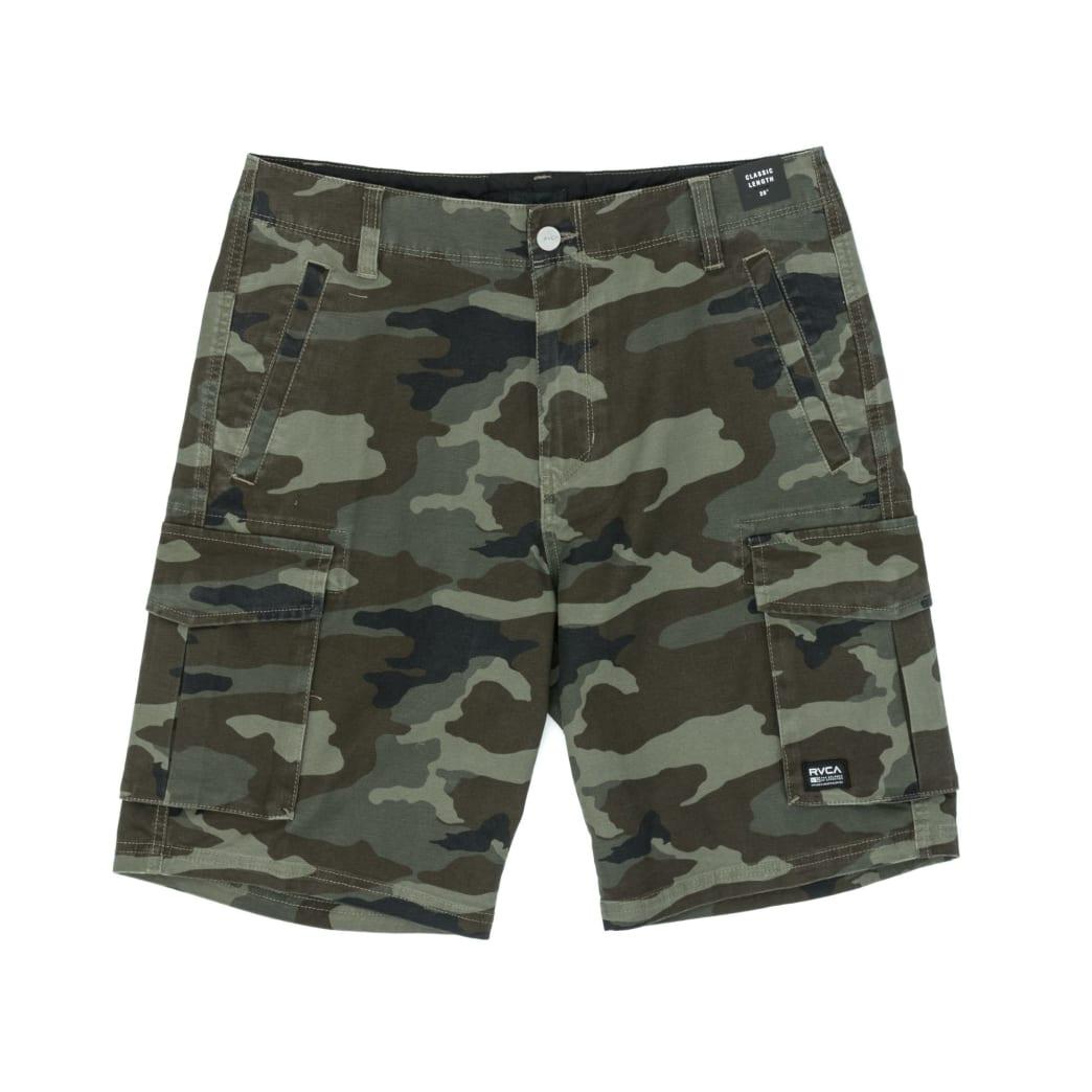 RVCA Wannabe Cargo Shorts - Camo | Shorts by RVCA 1