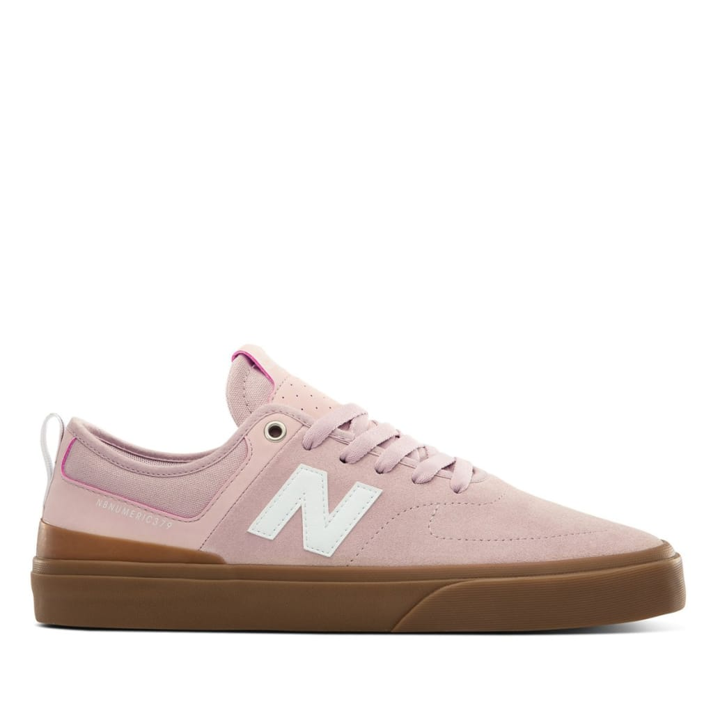 New Balance Numeric 379 Skate Shoe - Pink / Gum | Shoes by New Balance 1