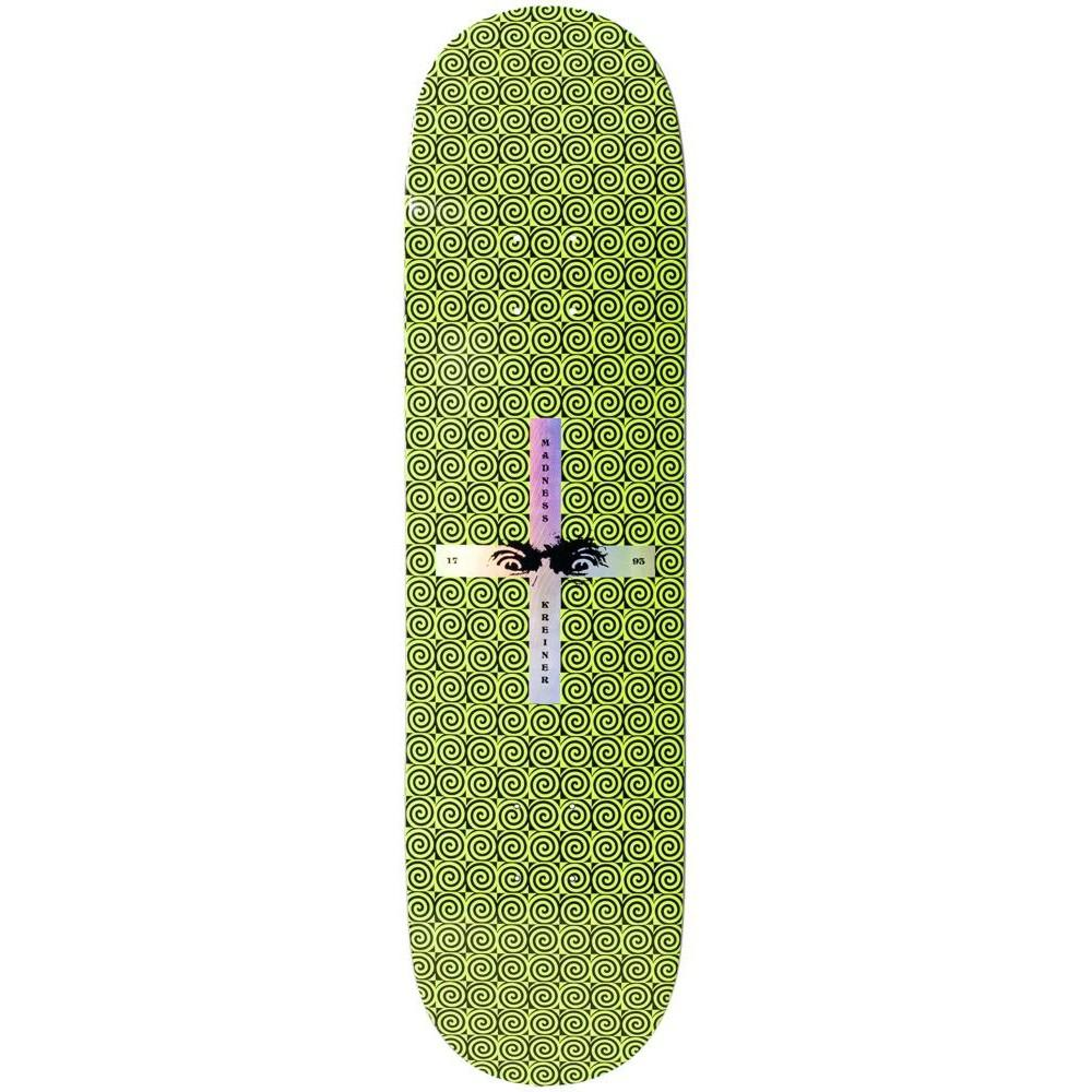Madness Clay 1793 Kreiner Holographic Impact Light Deck 8.25"