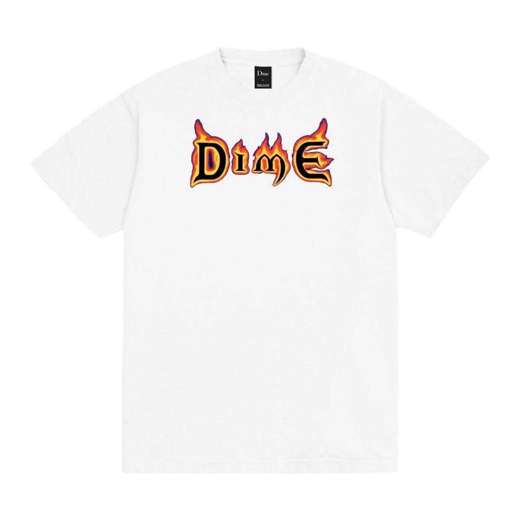 Dime Mana T-Shirt - White   T-Shirt by Dime MTL 1