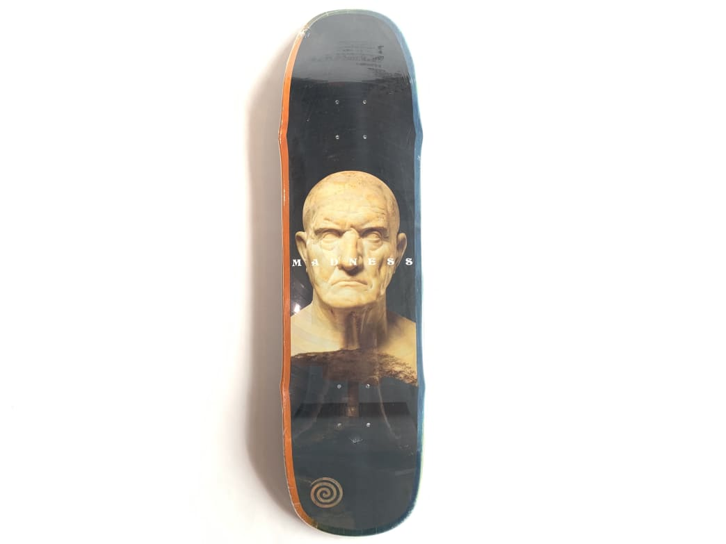"""Madness - Bust Deck 8.5"""" Shaped 
