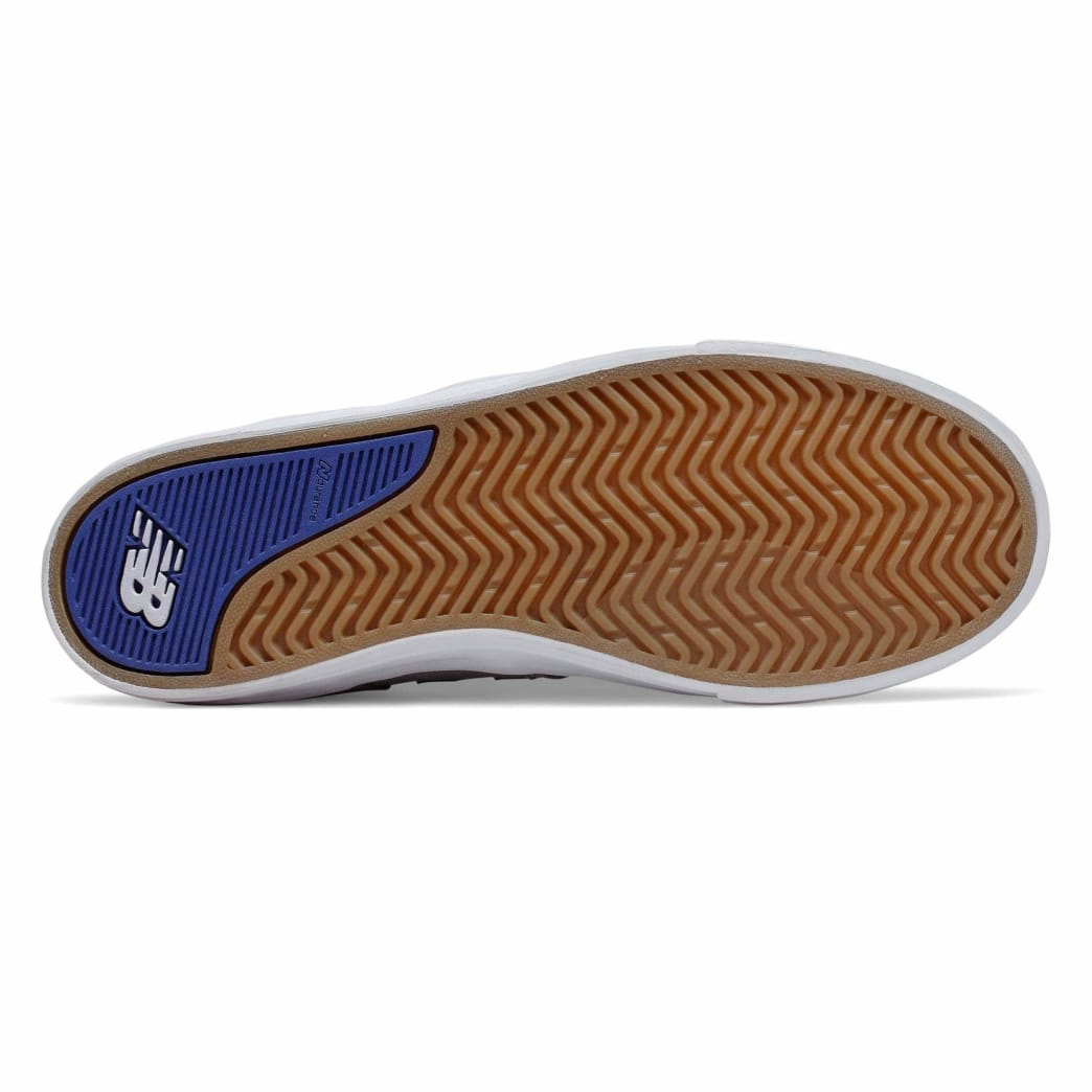 New Balance Numeric 306 Skate Shoe - Grey / Blue   Shoes by New Balance 4