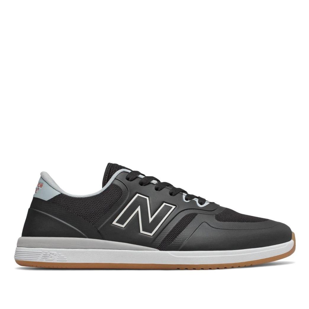 New Balance Numeric 420 Skate Shoe - White / Black | Shoes by New Balance 1