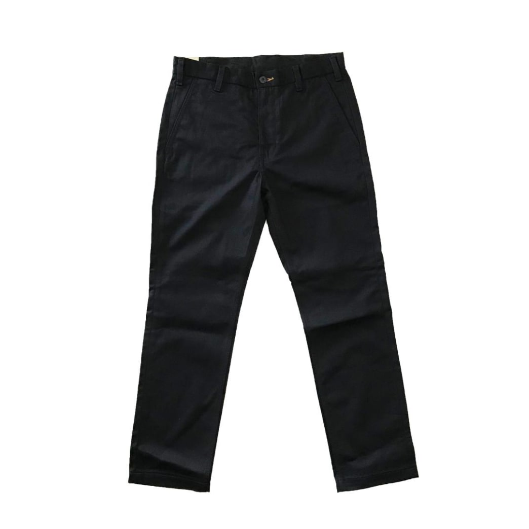Levi's Work Pant Skateboarding Collection - Black | Trousers by Levi's Skateboarding 1