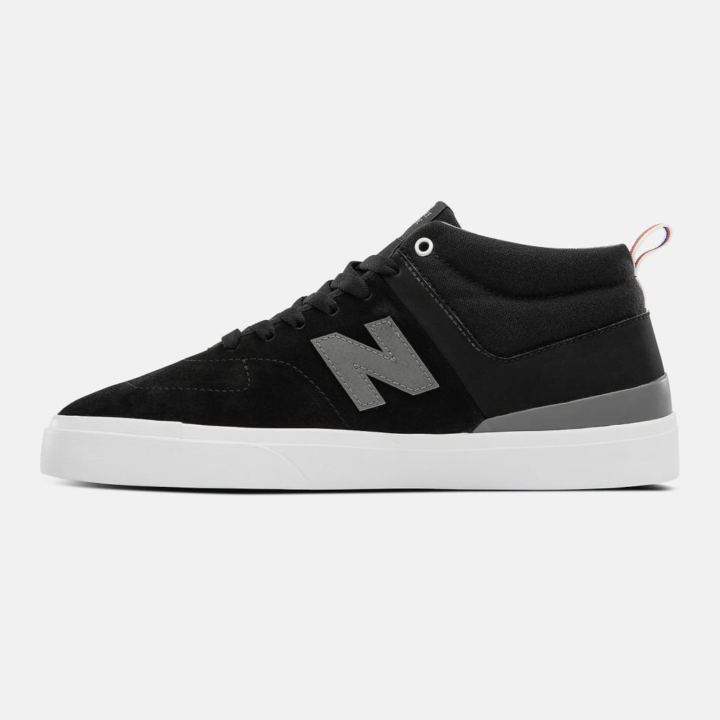New Balance Numeric 379 Mid Skate Shoes - Black / Grey   Shoes by New Balance 3