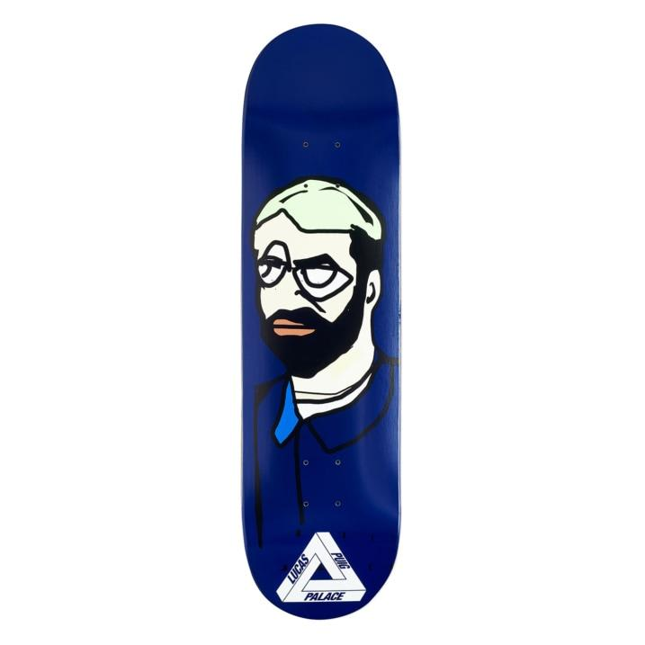 "Palace Skateboards Lucas Pro S20 8.2"" Skateboard Deck 
