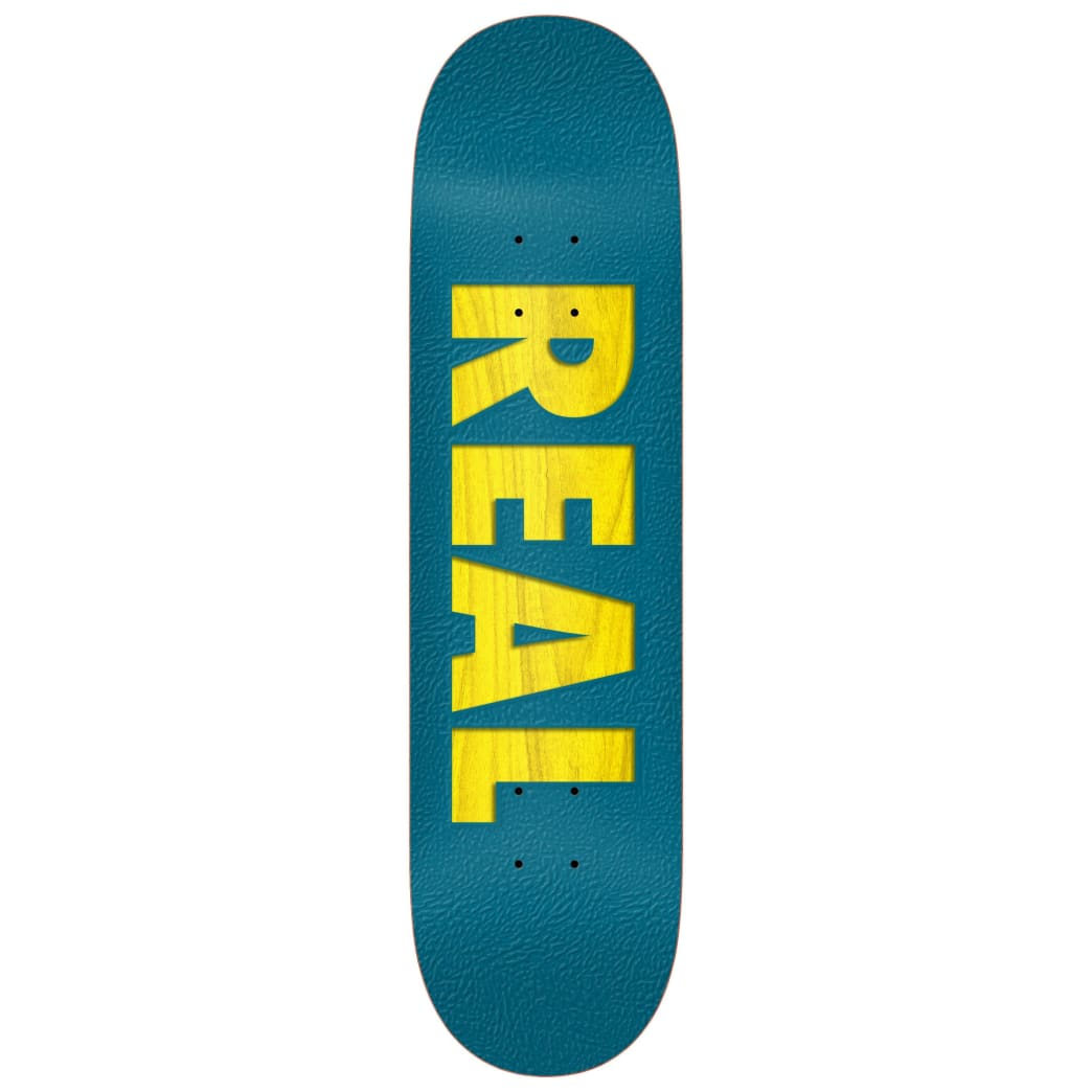 Real Bold Team Series Deck 8.25"