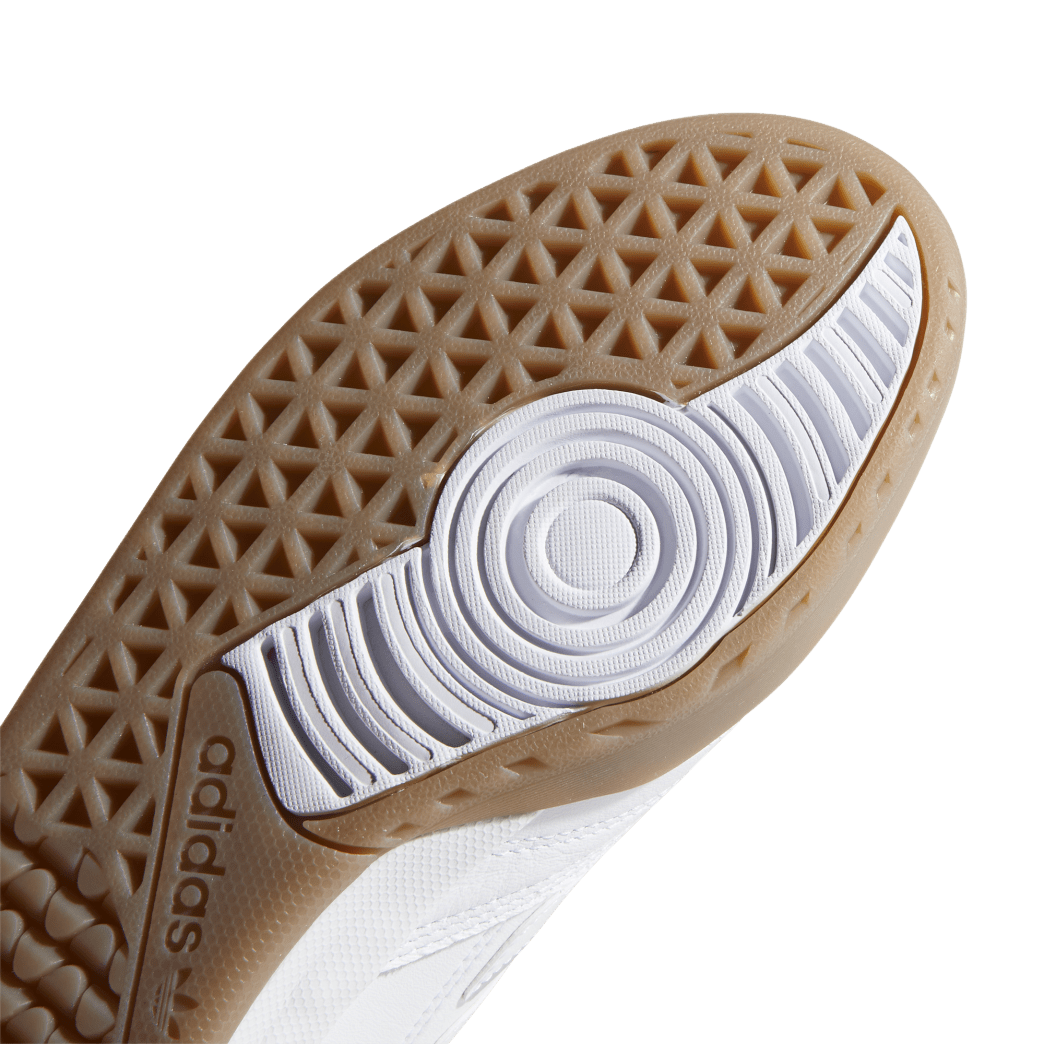 adidas Copa Nationale Skate Shoe - FTWR White / Silver Met / Gum | Shoes by adidas Skateboarding 9