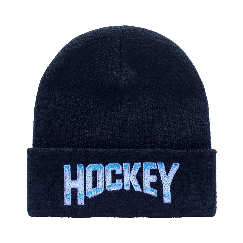 Hockey Main Event Beanie - Black | Beanie by Hockey Skateboards 1