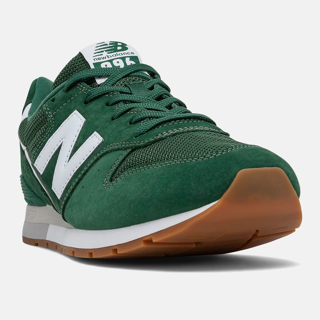 New Balance 996 Shoes - Forest Green / White   Shoes by New Balance 4