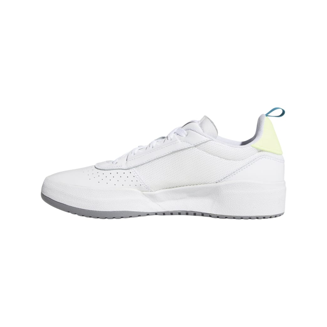 adidas Liberty Cup Skateboarding Shoe - Cloud White/Chalk White/Hi-Res Yellow | Shoes by adidas Skateboarding 4