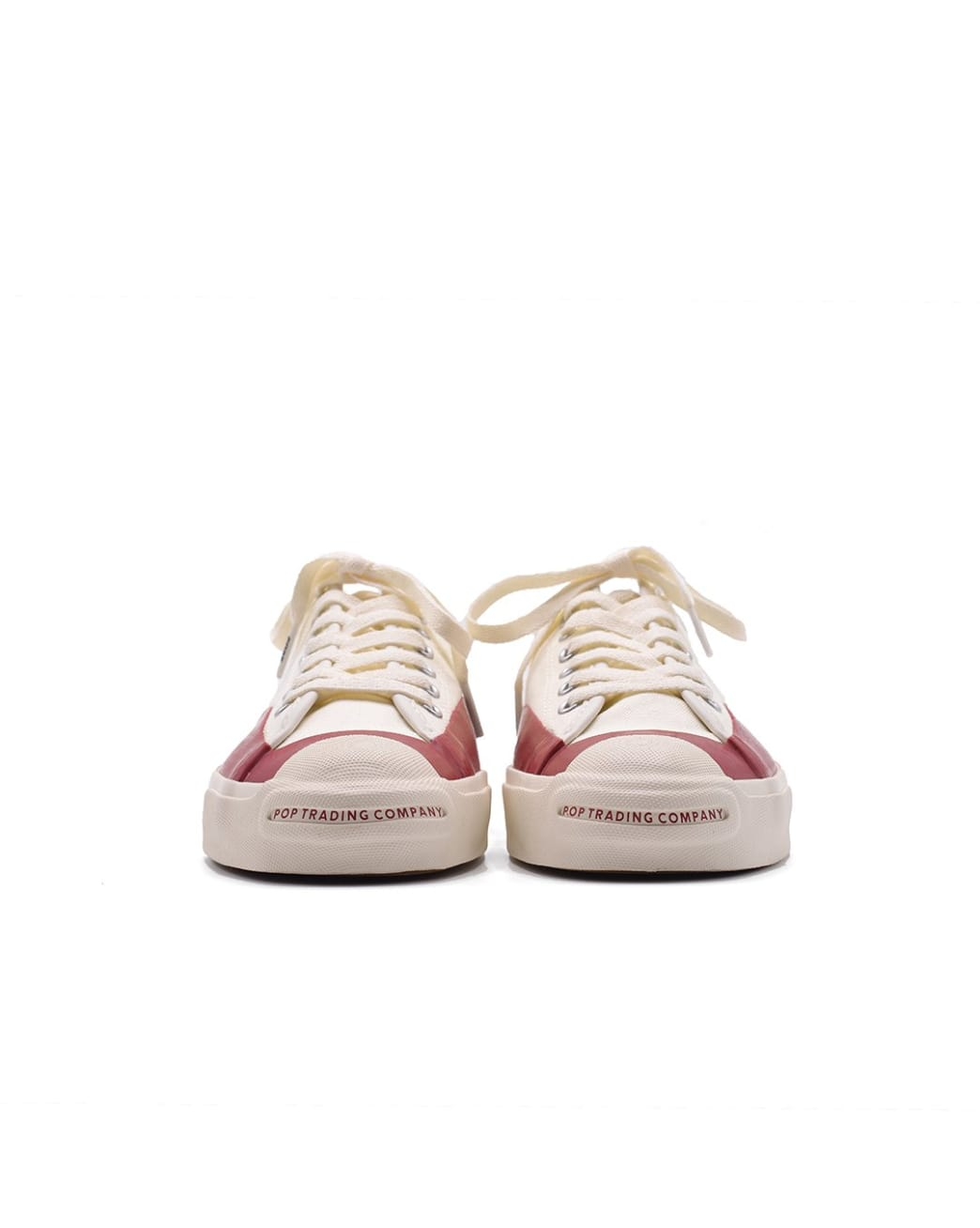 Converse Pop Trading Jack Purcell Pro Ox - Egret / Red Dahlia | Shoes by Converse Cons 4