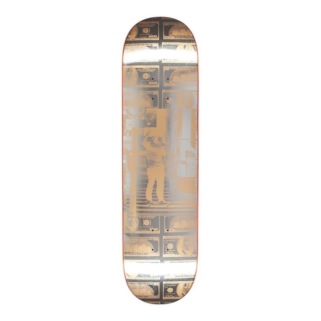 """Fucking Awesome TJ Peace Out Deck - 8.25"""" 