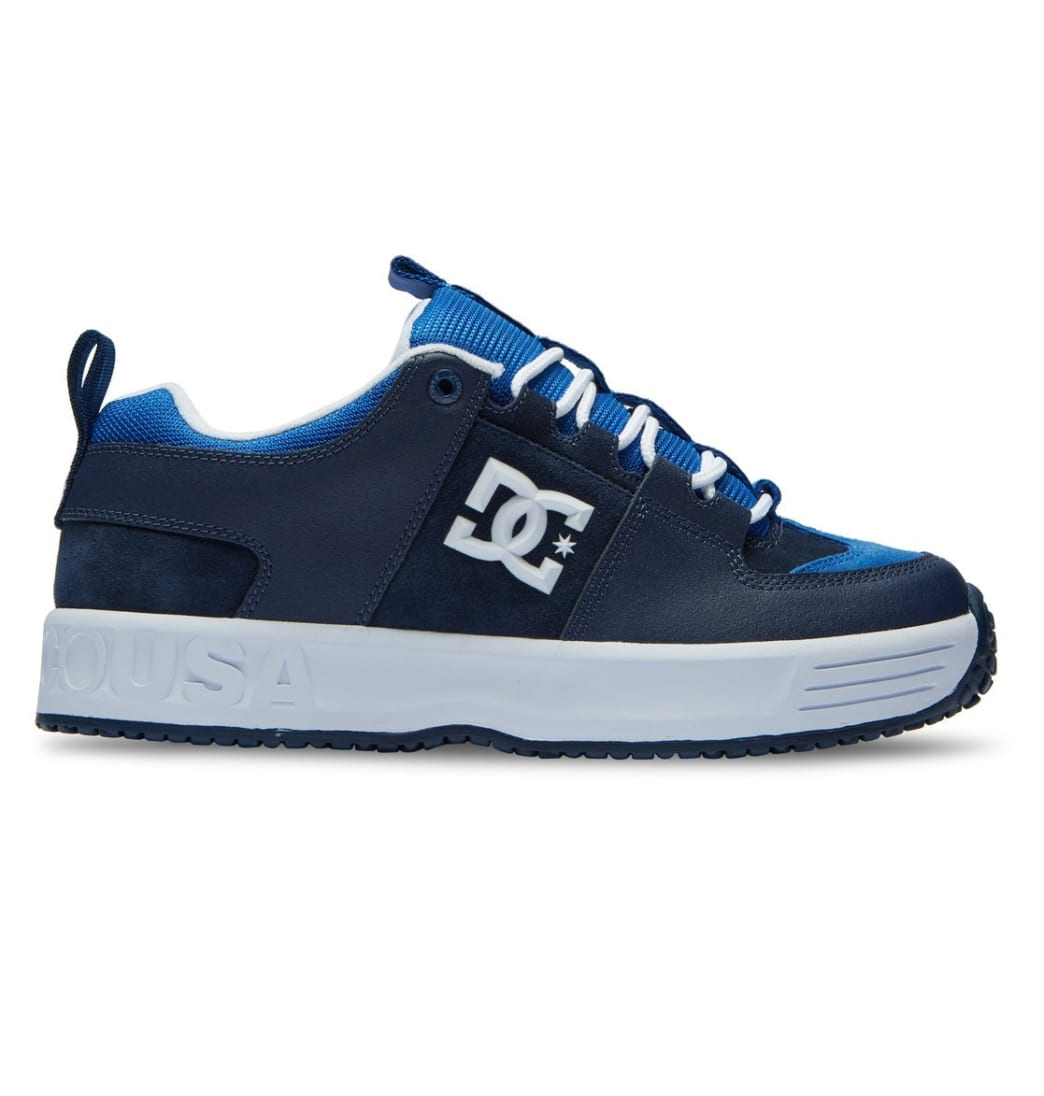 DC Shoes Lynx OG Skateboarding Shoe - Navy - Limited Edition | Shoes by DC Shoes 1